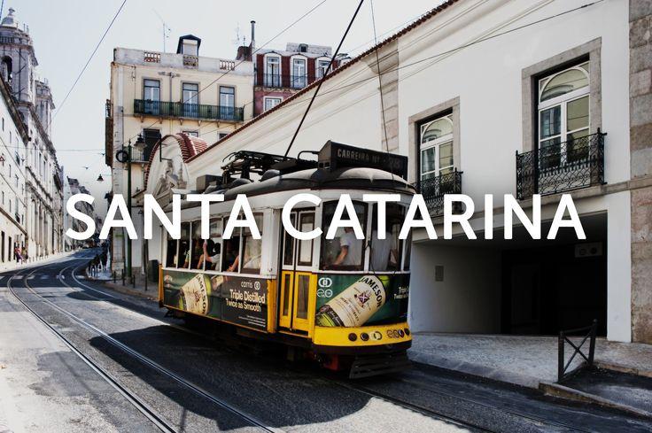 Home Hunting Lisboa - Santa Catarina #HomeHunting #SantaCatarina