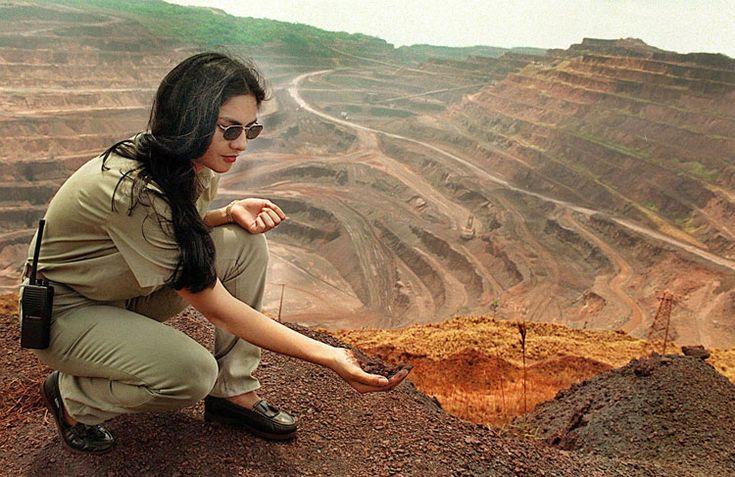Carajás e seu minério de ferro são da China, o buraco que fica é do Brasil | #Carajás, #CompanhiaValeDoRioDoce, #MinérioDeFerro