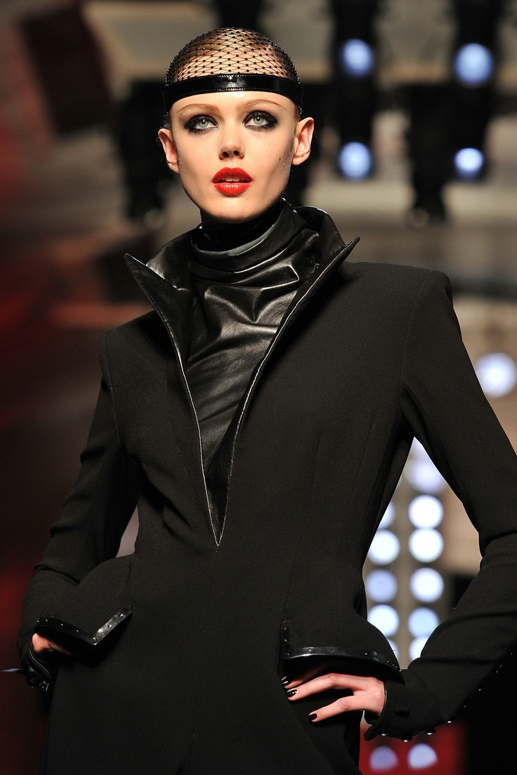 autumn hair styles 1091 best jean paul gaultier 2009 2012 images on 7664