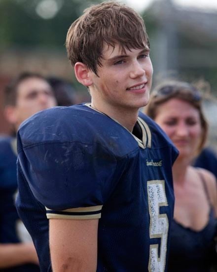Tony Oller as Tristian Keller-football star at Summer Bay High and son of Mayor Keller