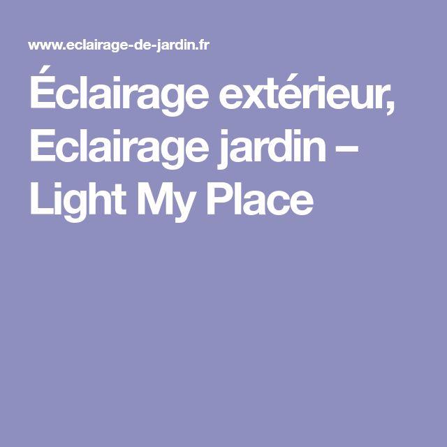 23 best Eclairage terrasse jardin images on Pinterest Architecture - cube lumineux solaire exterieur