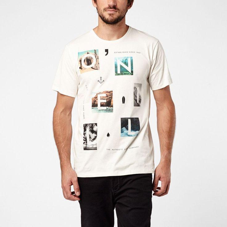 Camiseta O'neill Neos Hombre #camiseta #oneill #verano #moda