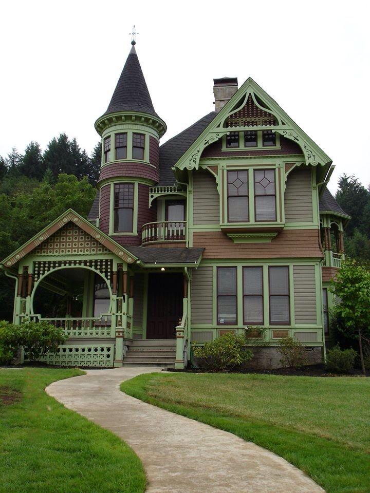 Grünes Haus / Green House
