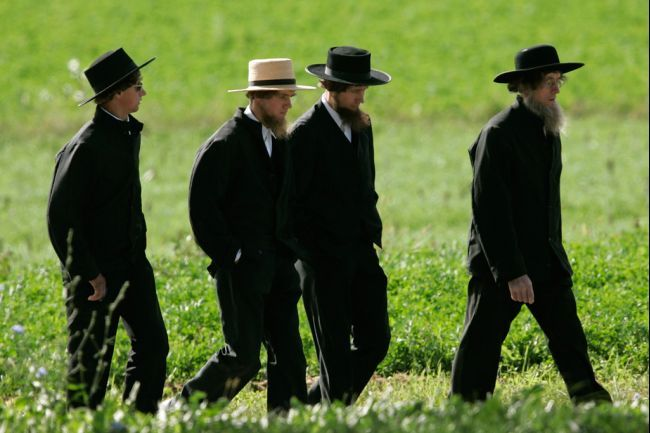 Hasidic Jewish hats  c8e43aecd6d