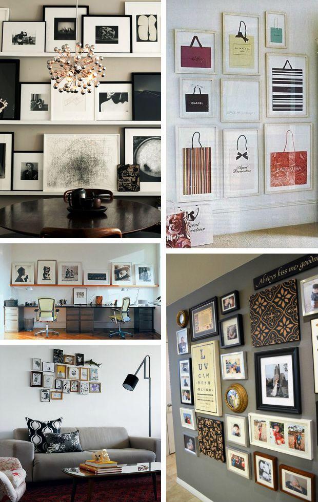 17 beste ideeu00ebn over Fotolijstjes Ophangen op Pinterest - Foto ...