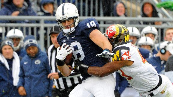 Go to a Penn State football game in Beaver Stadium