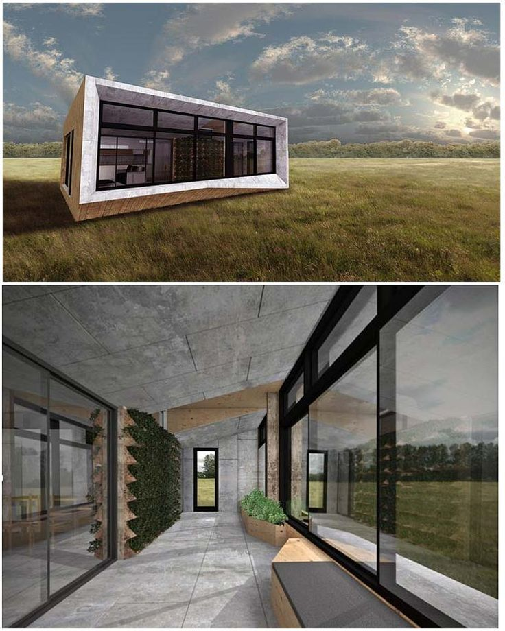 30 Beautiful Modern Prefab Homes | Prefab, Modern and Container buildings