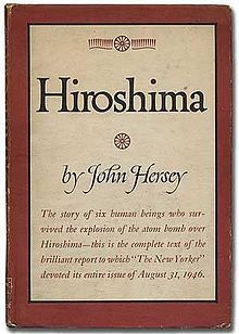 HIROSHIMA by John Hersey. The original text is here: http://www.newyorker.com/magazine/1946/08/31/hiroshima
