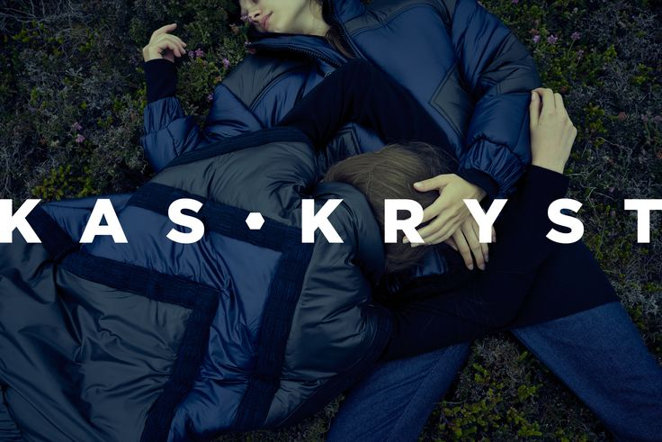 KAS KRYST Fashion Campaign Fall/Winter 2016/2017 Photo: Daniel Jaroszek  Models: Anna Cholewa & Monika Rostek / UNITEDforMODELS  Mateusz Dziekonski / LADS  Asystent: Otto Sot / MAKATA STUDIO Magdalena Baran Retouch