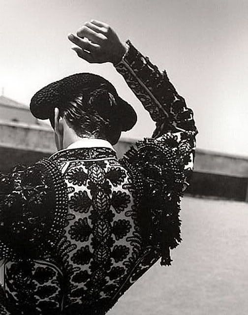 Ruven Afanador from the series Torero