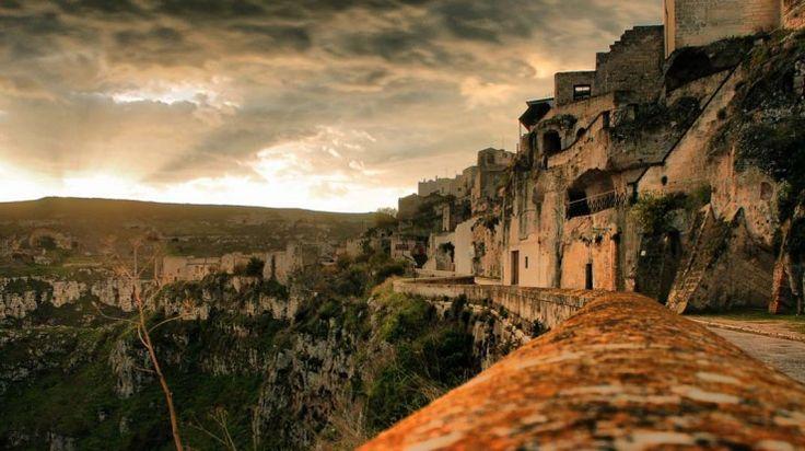 I Sassi di Matera: il tour in moto | MotoHotel® Italia