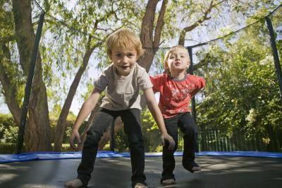 Safest Trampolines For Kids | LIVESTRONG.COM