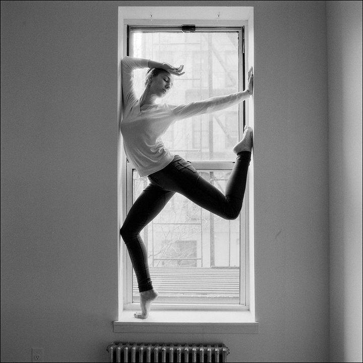 Window pose- Love!