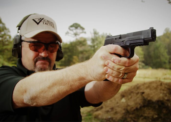 Vickers Tactical: FNS Striker Fired Series