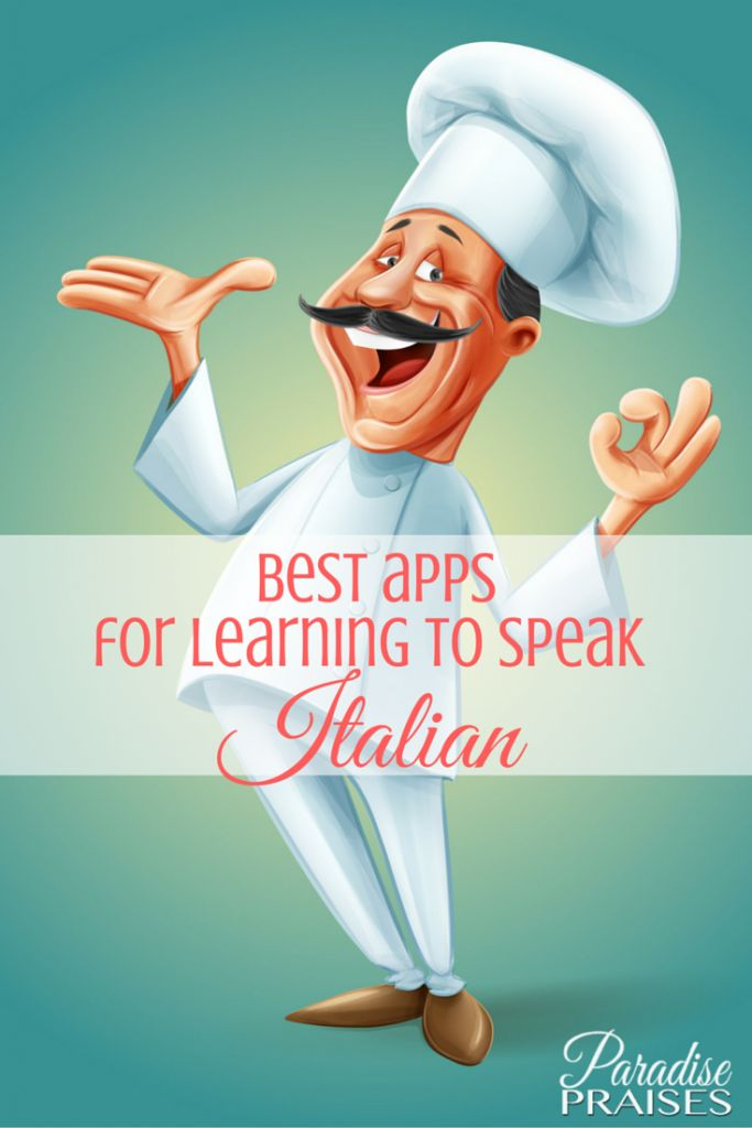 The Italian language is a beautifully spoken language. It is the most studied language in the entire world. Apps are a new and fun way to practice Italian