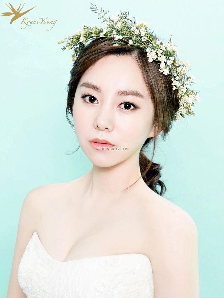 Beautiful Gyuniyoung The Pre Wedding Hair Make Up Salon In Korea