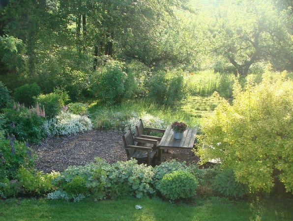 Planera din trädgård
