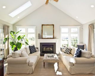 Best 20+ Two couches ideas on Pinterest | Living room lighting ...