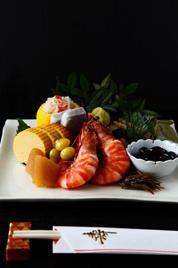 Japanese new year food