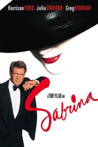 Sabrina (1995) ~ Harrison Ford, Julia Ormond, Greg Kinnear and John Wood