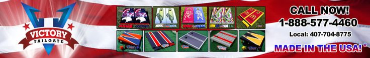 Custom Cornhole Boards, Cornhole Bags, Beer Pong and Other Outdoor Games
