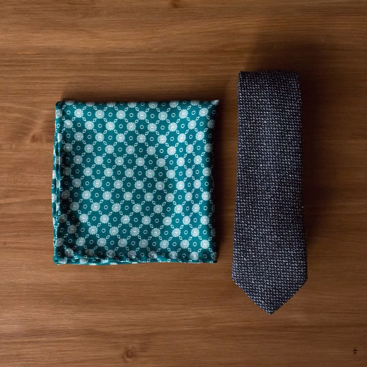 New to the shop today - a silk green with white pattern pocket square. Made with silk I recently brought back from China. Limited edition.