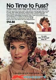 Afbeeldingsresultaat voor vintage 70s wig for sale