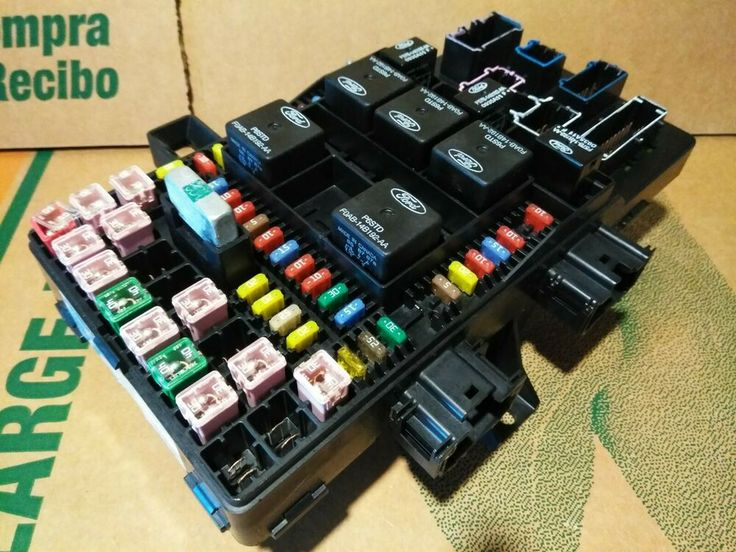 2003 2004 2005 2006 Lincoln Navigator Ford Expedition Fuse Box Panel Relay Power  Ford