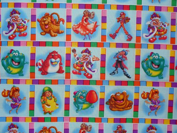 Hey, I found this really awesome Etsy listing at https://www.etsy.com/listing/193231253/candyland-board-game-fabric-characters