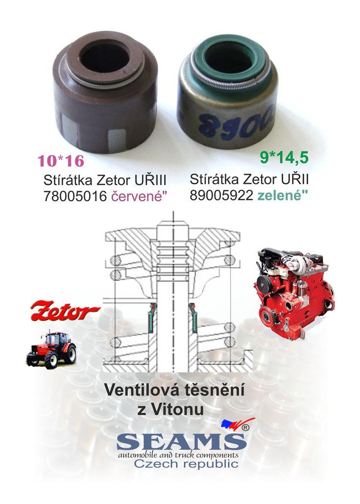 Ventilová stírátka – automobilové díly