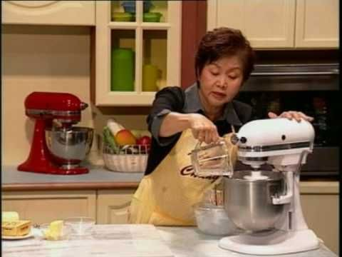蓝赛珍美食天地 烘焙西点系列(四) (面包精选) - YouTube