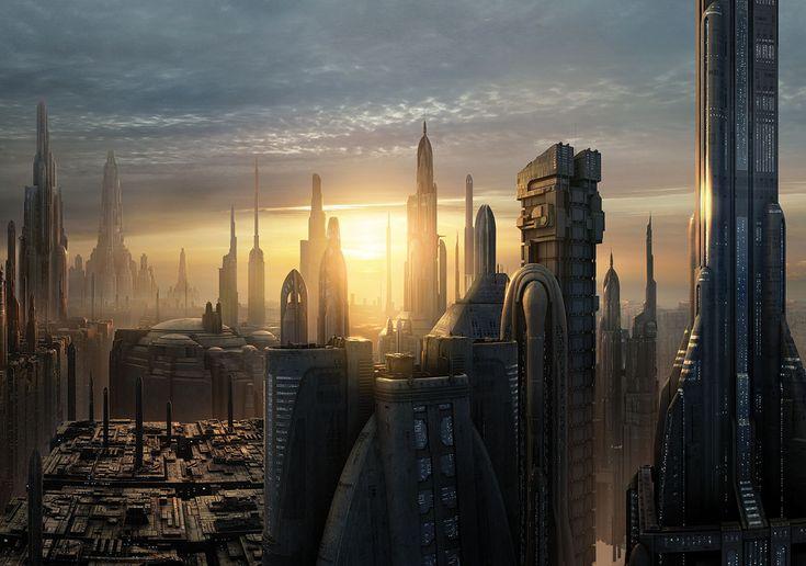 Star Wars - SCANDIWALL