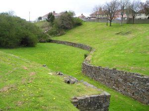 Carmarthen Roman Amphitheatre