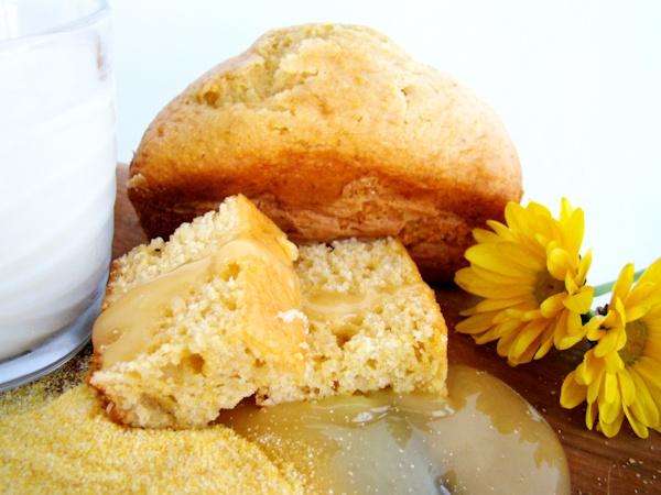 Honey cornbread | Recipes To Try | Pinterest