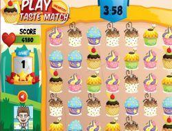 Imbinam gusturile jocului de gatit ca in Candy Crush