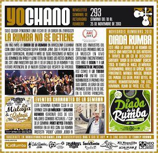 SANT GAUDENCI Rumba Catalana: YOCHANO nº293