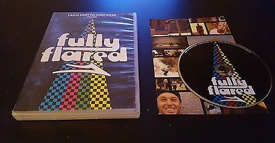 Fully Flared (DVD) Lakai Limited Footwear skate video Spike Jonze classic RARE