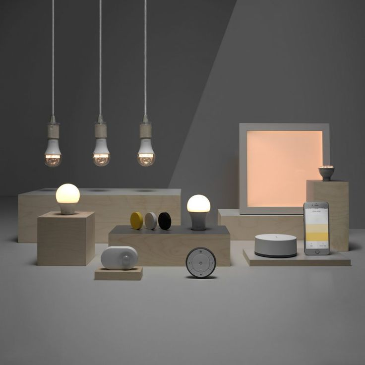 IKEA has introduced smart functionality into its new Trådfri lighting range, as it takes its first major step into the Internet of Things.