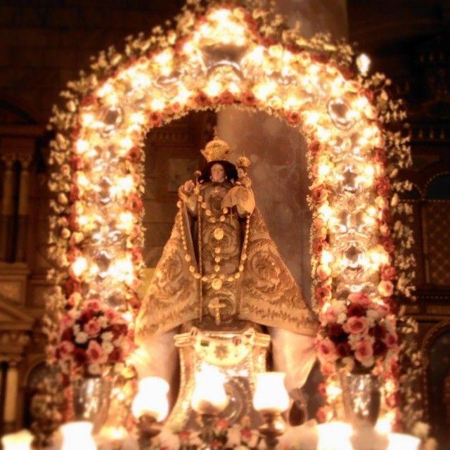 Virgencita de Andacollo en la Fiesta Grande de diciembre del 2013.