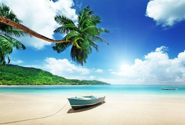 Obrazy na płótnie & Fototapety: Wyspy / Morza / Oceany