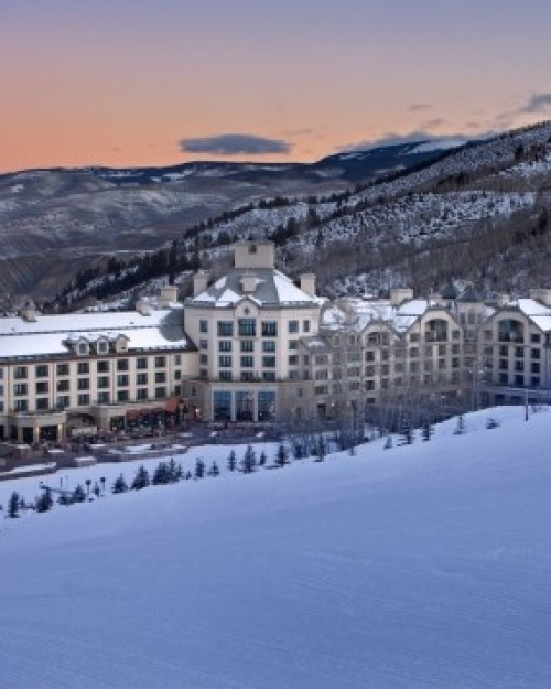 Park Hyatt Beaver Creek is a ski-in/ski-out resort located in Beaver Creek Village. #Jetsetter