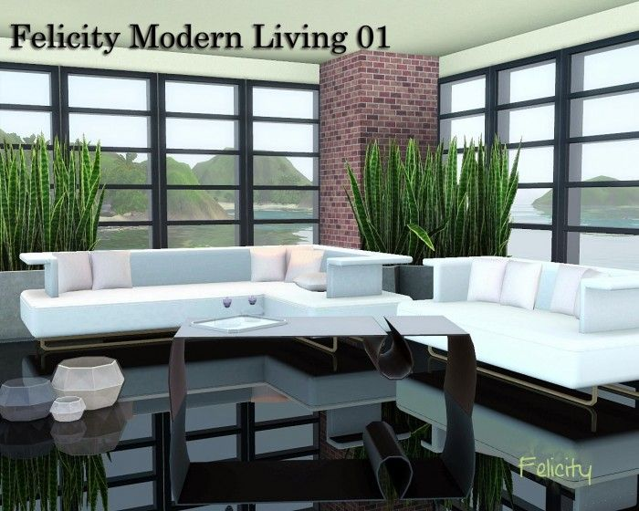 Modern Dining Room Sims 3 | 2019 Home Design