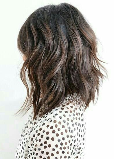 cool Perfect cut thinned out for thick hair...
