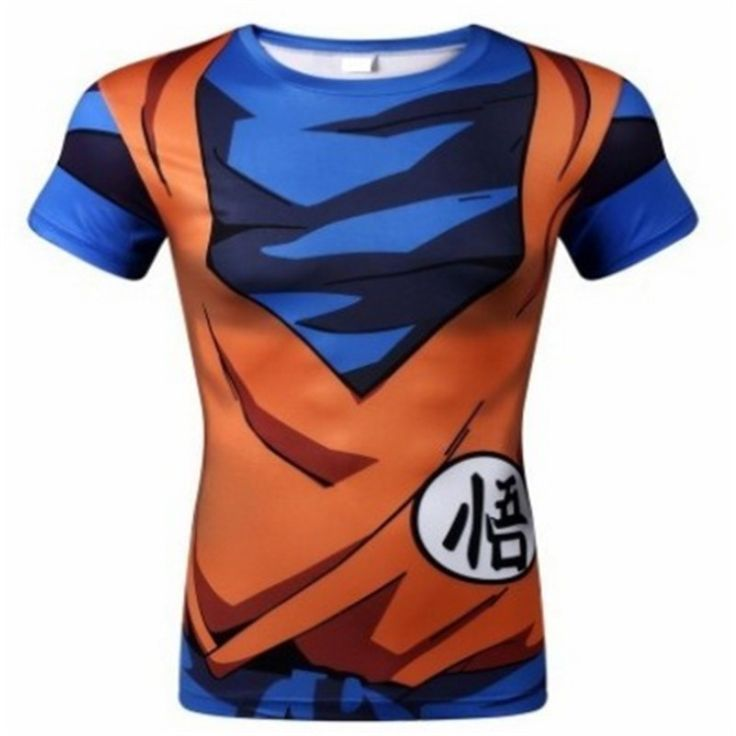 New fashion Japan anime Dragon Ball Z character Goku 3D t shirt women/men harajuku cartoon t shirt casual tee tops cosplay