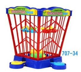 Free Shipping 4 Designs Parent-Child Family Fun Mini Basket Game Toy Desktop Game Toy Basketball Shooting Games