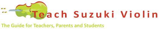 Teach Suzuki Violin