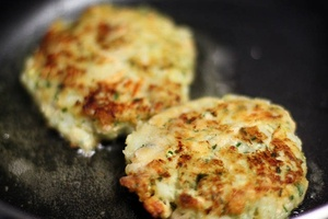 Traditional Cape fish cake
