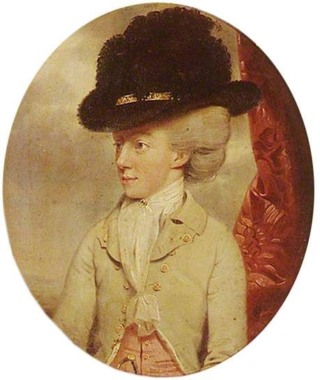 """Charity Ourry, Mrs Montagu Edmund Parker"", John Downman, 1780; NT 872215"