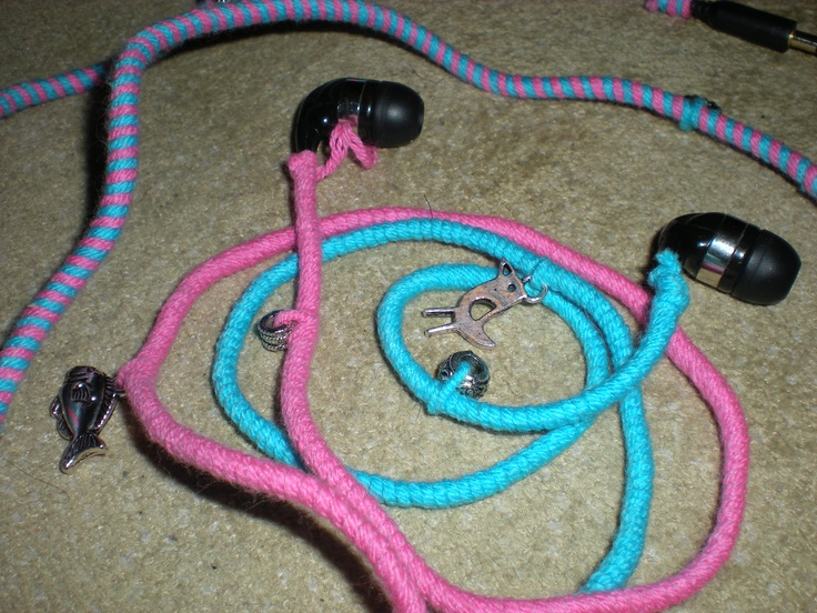 Pimped my headphones :D
