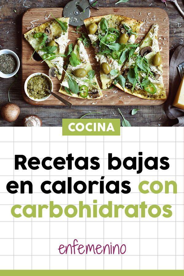 Low Carb Los Carbohidratos Que Menos Engordan Comidas Sin Carbohidratos Comidas Bajas En Calorias Carbohidratos